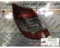 Stop fanale Posteriore sinistro lato Guida RENAULT Scenic 3° Serie