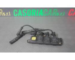 55208723 BOBINE ACCENSIONE FIAT Panda 3° Serie 1200 Benzina  (2014) RICAMBI USATI