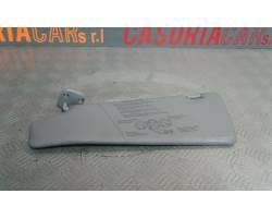 PARASOLE ALETTA ANTERIORE LATO GUIDA FIAT Bravo 1° Serie Benzina  (2000) RICAMBI USATI