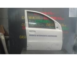 PORTIERA ANTERIORE DESTRA FIAT Panda 2° Serie Benzina  (2009) RICAMBI USATI