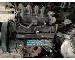 KFU MOTORE COMPLETO PEUGEOT 206 1° Serie 1400 Benzina 66 Kw  (2002) RICAMBI USATI