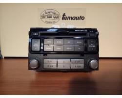 AUTORADIO MP3 HYUNDAI i20 1° Serie Benzina  (2014) RICAMBI USATI
