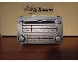 AUTORADIO MP3 HYUNDAI i20 1° Serie Benzina  (2009) RICAMBI USATI