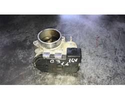 CORPO FARFALLATO CITROEN C3 1° Serie 1600 Diesel NFU  (2004) RICAMBI USATI