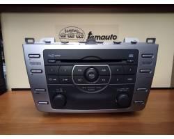 GS1E669RXA AUTORADIO MP3 MAZDA 6 Berlina 2° Serie Benzina  (2010) RICAMBI USATI