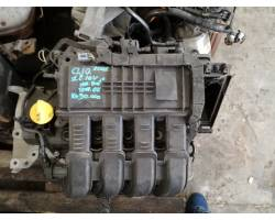 D4F706 MOTORE COMPLETO RENAULT Clio 2 Restyling 1200 Benzina 55 Kw  (2003) RICAMBI USATI