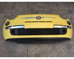 735456793 PARAURTI ANTERIORE COMPLETO FIAT 500 1° Serie 1200 Benzina 169A4000  (2007) RICAMBI USATI