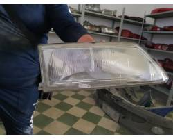 FARO ANTERIORE SINISTRO GUIDA PEUGEOT 106 1° Serie Benzina  RICAMBI USATI