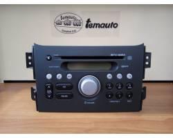 39101-51K0 AUTORADIO MP3 SUZUKI Splash 1° Serie Benzina  (2008) RICAMBI USATI