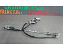 Cremagliera anteriore sinistra Guida FIAT Scudo 2° Serie