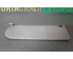 Parasole aletta anteriore Lato Guida PEUGEOT Expert 2° Serie