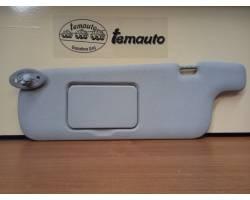 Parasole aletta anteriore Lato Guida TOYOTA Yaris 1° Serie