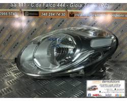 Faro anteriore Sinistro Guida FIAT 500 L 1°  Serie