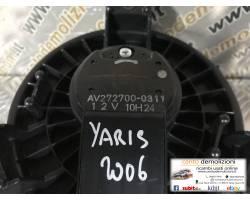 Ventola riscaldamento TOYOTA Yaris 3° Serie