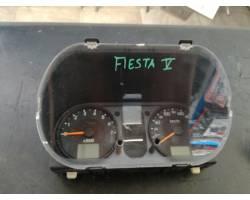 2s6f-10819 QUADRO STRUMENTI FORD Fiesta 4° Serie Benzina  (2004) RICAMBI USATI
