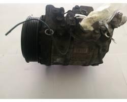 COMPRESSORE A/C MERCEDES Classe C Berlina W203 2200 Diesel  RICAMBI USATI