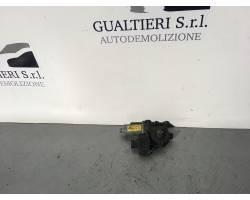 90579355 MOTORINO ALZAVETRO ANTERIORE SINISTRO OPEL Zafira A 2000 Diesel Y20DTH  (2001) RICAMBI USATI