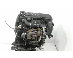 MOTORE SEMICOMPLETO CITROEN C2 1° Serie 1400 Diesel fhx  (2003) RICAMBI USATI