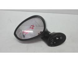 Specchietto Retrovisore Sinistro FIAT 500 1° Serie