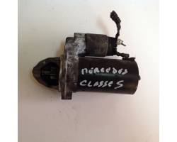 Motorino d' avviamento MERCEDES Classe S W220 4° Serie