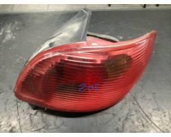 Stop fanale posteriore Destro Passeggero PEUGEOT 206 2° Serie