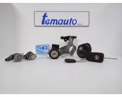KIT CHIAVE FIAT Grande Punto 1° Serie 1300 Diesel  (2006) RICAMBI USATI