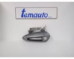 MANIGLIA ESTERNA ANTERIORE SINISTRA FIAT Grande Punto 1° Serie 1300 Diesel  (2006) RICAMBI USATI