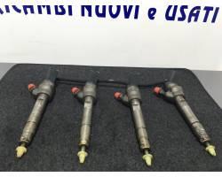 13537810702 KIT INIETTORI BMW X3 2° Serie 2000 Diesel N47D20C  (2014) RICAMBI USATI