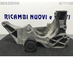 11168506863 SUPPORTO ALTERNATORE BMW X3 2° Serie 2000 Diesel N47D20C  (2014) RICAMBI USATI