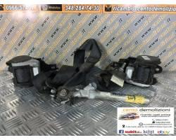 Cintura di sicurezza anteriore Destra e Sinistra MITSUBISHI Outlander 1° Serie
