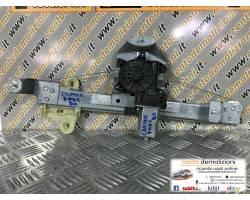 128001471-B MOTORINO ALZAVETRO POSTERIORE DESTRA RENAULT Captur Serie 1500 Diesel  (2015) RICAMBI USATI