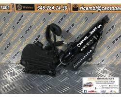 805027072R SERRATURA POSTERIORE DESTRA RENAULT Captur Serie 1500 Diesel  (2015) RICAMBI USATI