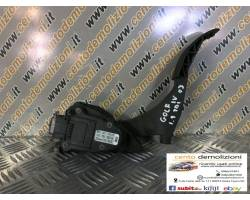 1J1721503H PEDALE ACCELERATORE VOLKSWAGEN Golf 4 Berlina 1900 Diesel  (2003) RICAMBI USATI