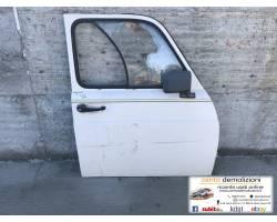 PORTIERA ANTERIORE DESTRA RENAULT 4 1° Serie 950 Benzina  (1962) RICAMBI USATI