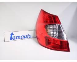 STOP FANALE POSTERIORE SINISTRO A LED LATO GUIDA RENAULT Scenic 4° Serie Diesel  (2007) RICAMBI USATI