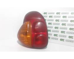 STOP FANALE POSTERIORE SINISTRO LATO GUIDA FIAT Multipla 1° Serie Benzina 182B6000    (2002) RICAMBI USATI