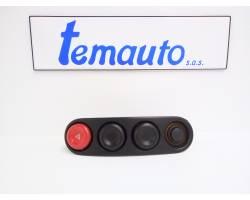 7700351972 PULSANTE LUCI DI EMERGENZA OPEL Movano 1° Serie Benzina  (2000) RICAMBI USATI
