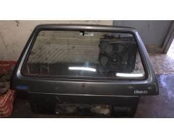 PORTELLONE POSTERIORE COMPLETO FIAT Uno 1° Serie Benzina  (1989) RICAMBI USATI
