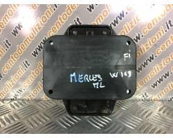 Airbag porta anteriore sinistra guida MERCEDES ML W163 1° Serie