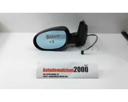 Specchietto Retrovisore Sinistro FIAT Bravo 2° Serie