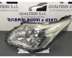Faro anteriore Sinistro Guida TOYOTA Avensis S. Wagon 3° Serie