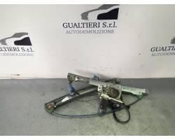 Meccanismo alza vetro Ant. DX CITROEN C2 1° Serie