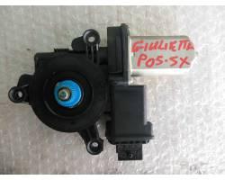 Motorino Alzavetro posteriore Sinistro ALFA ROMEO Giulietta 1° Serie