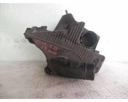 Scatola filtro esterno Cabina RENAULT Clio 5