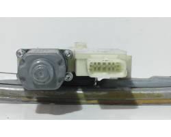 Cremagliera posteriore sinistro guida PEUGEOT 308 2° Serie