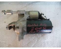 Motorino d' avviamento AUDI A4 Avant 4° Serie