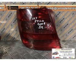 Stop fanale Posteriore sinistro lato Guida FIAT Stilo Berlina 5P