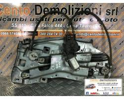 9643071080D MOTORINO ALZAVETRO POSTERIORE SINISTRO CITROEN C3 Pluriel 1600 Benzina   Km  (...