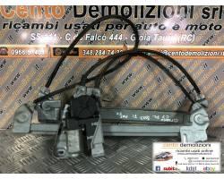 400621F MOTORINO ALZAVETRO ANTERIORE SINISTRO CITROEN C3 Pluriel 1600 Benzina   Km  (2003)...