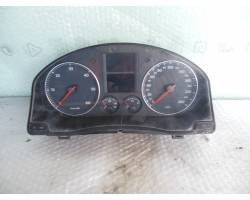 Quadro Strumenti VOLKSWAGEN Golf 5 Plus